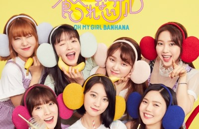 OH MY GIRL BANHANA – Banana Allergy Monkey (バナナが食べれないサル) (Japanese Ver.)