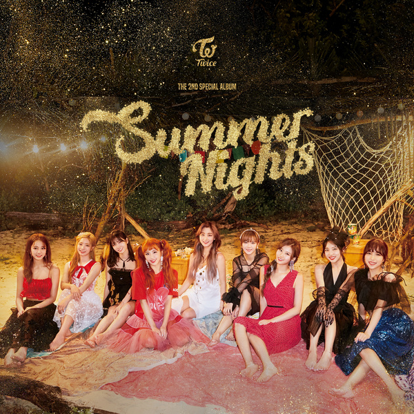 TWICE - Dance The Night Away » Color Coded Lyrics