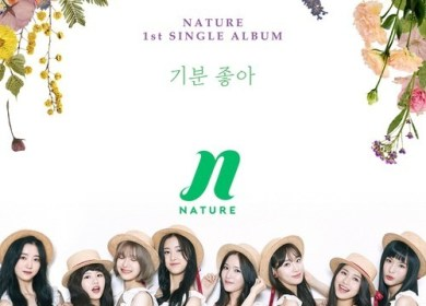 NATURE – Girls and Flowers (기분 좋아)