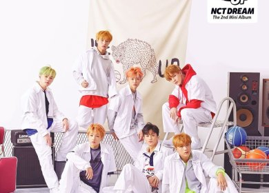 NCT DREAM – Beautiful Time (너와 나)