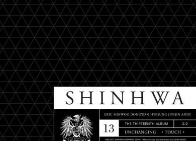 Shinhwa (신화) – HEAVEN