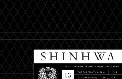 Shinhwa (신화) – TOUCH