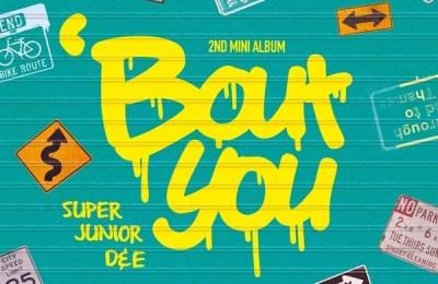 Super Junior-D&E – 'Bout you (머리부터 발끝까지)