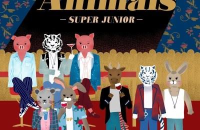 Super Junior – Animals