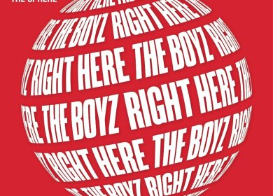 THE BOYZ – Right Here