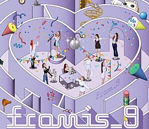 fromis_9 – 22Century Girl (22세기 소녀) (From.9 Ver.)