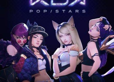 K/DA – POP/STARS (Feat. Madison Beer, (G)I-DLE, Jaira Burns)