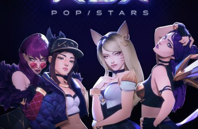 K/DA – POP/STARS (Feat. Madison Beer, (G)I-DLE, Jaira Burns)