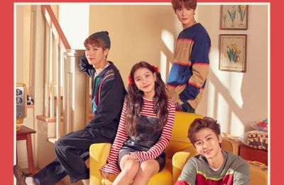 Yeri x Renjun x Jeno x Jaemin – Hair in the Air
