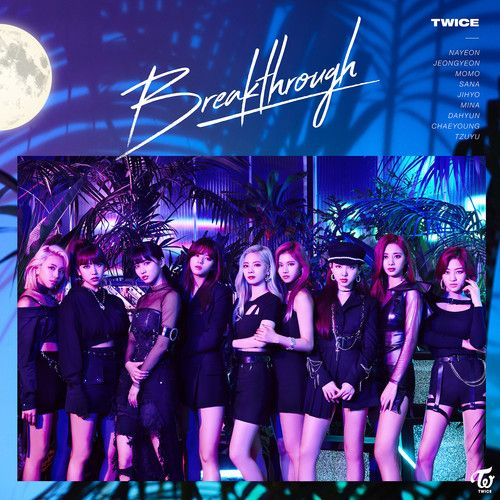 TWICE - Breakthrough » Color Coded Lyrics