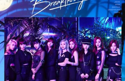 TWICE – Breakthrough