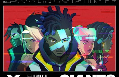 True Damage – GIANTS (ft. Becky G, Keke Palmer, Soyeon, DUCKWRTH, Thutmose)