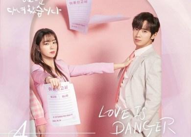 Raina (레이나) & Song Yuvin (송유빈) – LOVE IS DANGER
