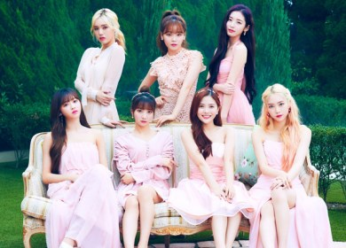 OH MY GIRL – Tear Rain