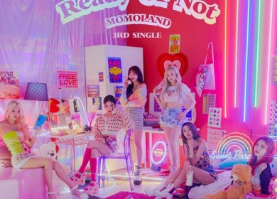MOMOLAND – Ready Or Not