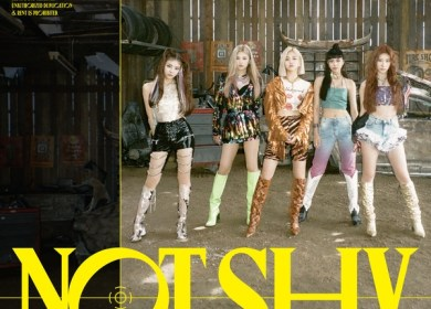 ITZY – Not Shy (English Ver.)