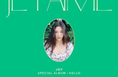 JOY (조이) – Je T'aime