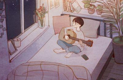 J_ust (그_냥) – I want to be a pillow (베개가 되고 싶어요)