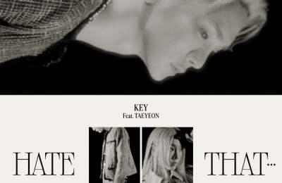 KEY (키) – Hate that… (feat. TAEYEON)