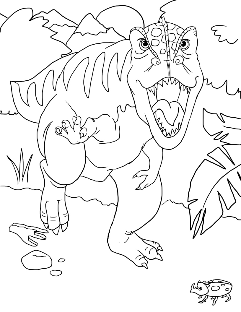 Ambos, respectivamente, tiveram lançamento nos anos de 1997, 2001, 2015 e 2018. 58 dinosaurios para colorear y pintar: Descargar e