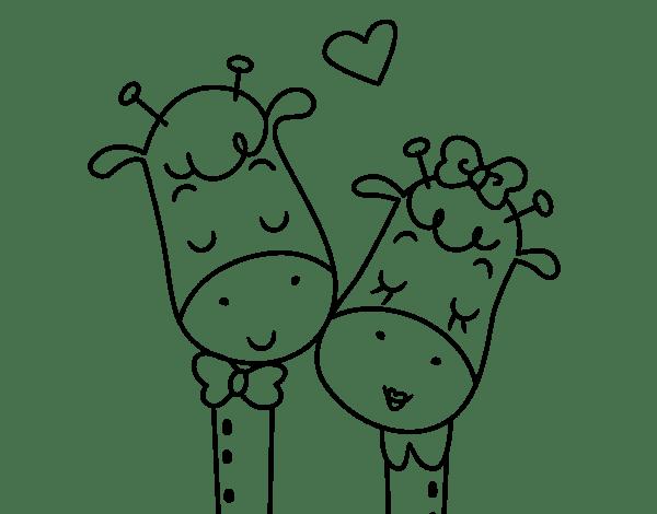 Enamorados Dibujos De Amor Para Pintar Y Colorear Novocom Top