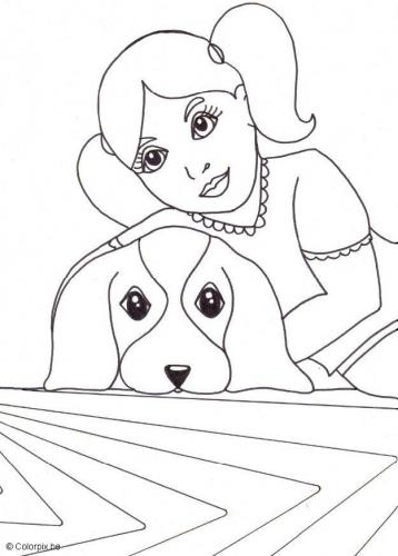 Instale, pintar por números, relaxe, desfrute e aprenda! Dibujos para colorear para el Día del Animal | Colorear