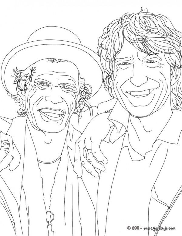 Dibujos De Celebridades Britnicas Para Imprimir Y