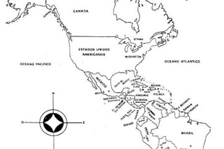 Results for Mapa De America Para Colorear Localizado