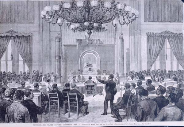 Illustration of meeting