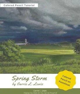 Spring Storm Tutorial Cover