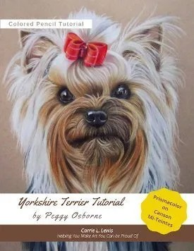 Yorkshire Terrier Tutorial Cover