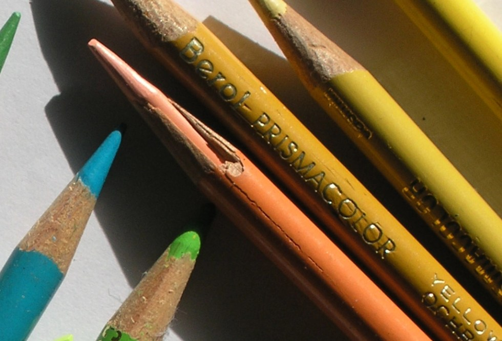 The Best Sharpeners for Colored Pencils