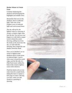 Drawing Clouds from Life Tutorial Page 10