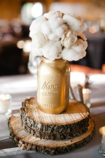colores-de-boda-centro-mesa-rustico-flores-algodon