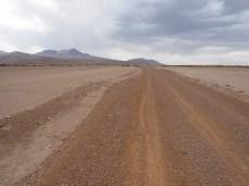 Es folgt noch mehr Wüste