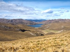 Blick in Richtung Lagunillas