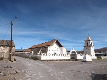 Die Kirche von Islauga