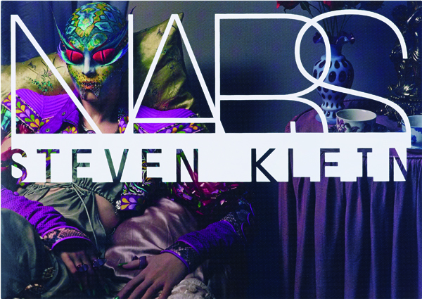 NARS Steven Klein A Woman's Face Nude Lip Set
