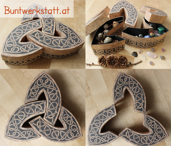 celtic box diy