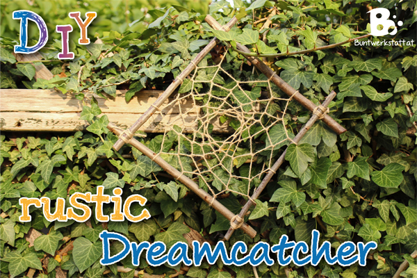 Rustic Dreamcatcher Tutorial