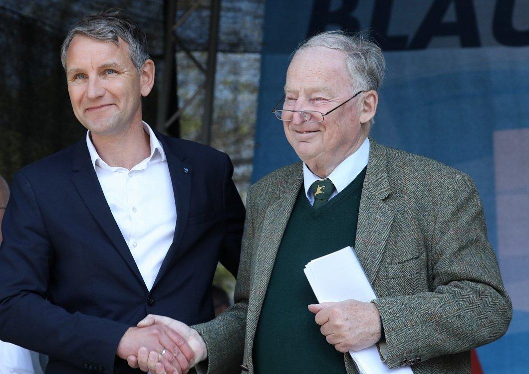 """Bei """"Maybrit Illner"""": Hohn für Gauland nachdem er Höcke verteidigt"""