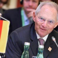 Lachgeschichten: von Storch will Schäuble vorführen