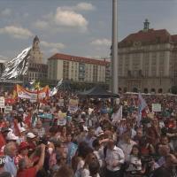 #unteilbar: 35.000 setzen Zeichen für eine solidarische Gesellschaft