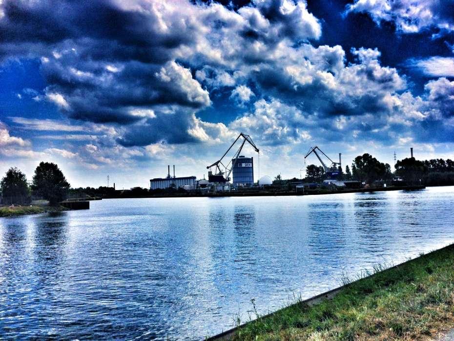 Hardenberg-Hafen