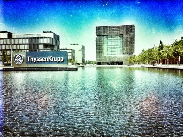 Thyssen-Krupp-Zentrale