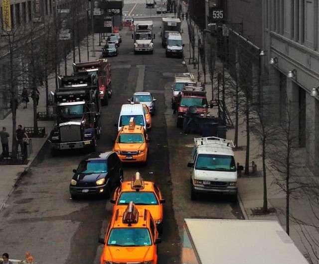 Warum sind Taxis in New York City gelb?