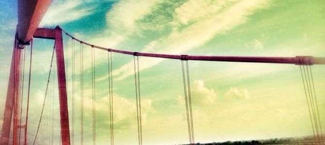 Golden Gate am Niederrhein