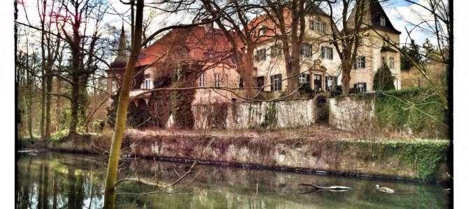 Wasserschloss Haus Ruhr und die Ruhrakademie in Schwerte