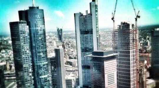 Das höchste deutsche Haus: Der Commerzbank-Tower
