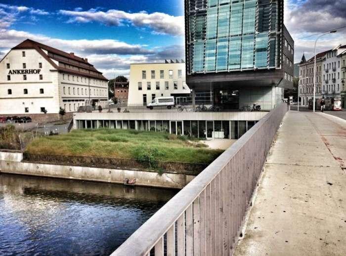 Medienzentrum der Martin-Luther-Universität